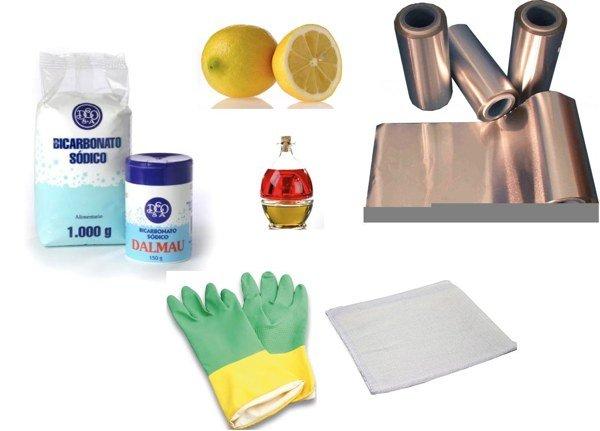 Ayuda domestica hogar limpieza de plata casera ayuda - Como limpiar la plata para que brille ...